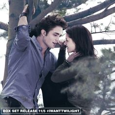Twilight; A young adult vampire-romance Movie❤️❤️