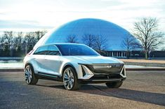 Meet the vehicle expected to help revive Cadillac and position the General Motors' brand to compete with rival luxury electric vehicle makers — most notably Tesla...