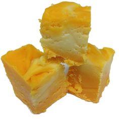 Orange Creamsicle Fudge from Pittston Popcorn Co. for $7.00
