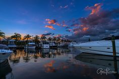 Thūncher Photography posted a photo:  Harbor sunset, Jensen Beach Florida.  For daily photos, updates and musings on all things photography - please like my Facebook page via the link below.  www.facebook.com/thuncherphotography  You can also visit my website at:  www.thuncherphotography.com  -30-  © All rights reserved. Please do not use or repost - words and images, intellectual property of Florida Life / Thüncher Photography.