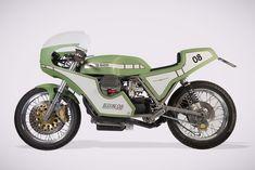 What might have been - Banfugliera Moto Guzzi 1000SP via returnofthecaferacers.com