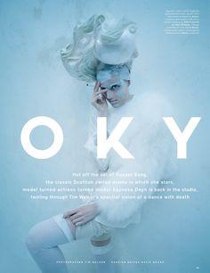Magazine: Love Magazine S/S 2015 Title: Spooky Photographer: Tim Walker Model: Agyness Deyn Stylist: Katie Grand