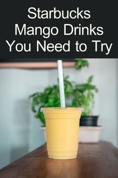 Trust Starbucks to experiment with mangos to keep fruit lovers coming for more. If you are an avid fruit drinks lover, you must have had a few Starbucks fantastic juice blends. Did you know they made creamy mango drinks there too? I made a list of some delicious fruit blends that will get you addicted. Starbucks baristas are passionate about their work, and their range of inclusivity is why millions of people flock to their stores. #starbucks Mango Drinks, Mango Fruit, Juice Drinks, Fruit Drinks, Refreshing Drinks, Healthy Drinks, Coffee Cream, Coffee Type, Black Coffee