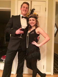 Great Gatsby Costume