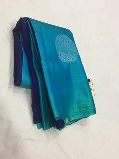 Blue Silk Saree, Mysore Silk Saree, Silk Saree Kanchipuram, Silk Cotton Sarees, Nalli Silk Sarees, Kota Silk Saree, Pure Silk Sarees, Bridal Sarees South Indian, Wedding Silk Saree