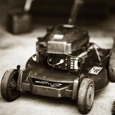 Putting Your Lawn Mower to Bed for the Winter #AETN #BeMore #ThisOldHouse