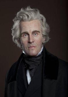Andrew Jackson - President from 1829-1837 ... authorized the removal of Cherokees from their homelands, this atrocity is better known as the TRAIL OF TEARS.