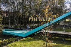 Galeria - Parque Ribeiro do Matadouro / Oh!Land studio - 2