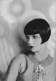 Louise Brooks - Launch of Louise Brooks Online! by thefoxling, via Flickr