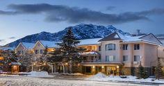 Hotéis em Banff no Canadá #viagem #canada #viajar