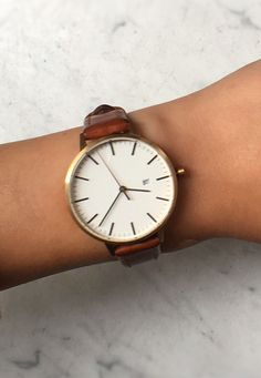 Elegant luxury watches without the luxury price tag. Norwegian-designed with premium components.