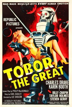 Where Danger Lives: 50 GREATEST CLASSIC SCI-FI POSTER COUNTDOWN! Single Post Edition!