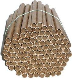 Mason Bee Nest Tubes - 100 tubes