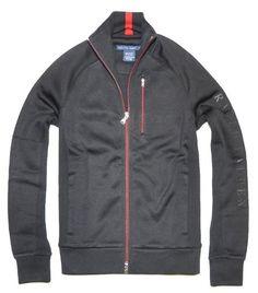 Ralph Lauren Women Full Zip Logo Track Jacket $79.99