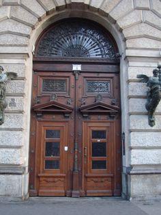 Budapest, quite similar style