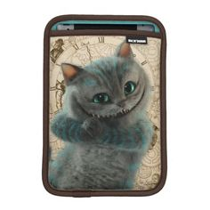 Alice in Wonderland - Cheshire Cat | It's Only a Dream 2. Regalos, Gifts. #fundas #sleeves