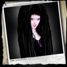 €19 KUITURASTAPUNTTI KLIPSILLÄ -BLACK - Näitä tarvitsen 2 kpl!!! Polaroid Film, Dreadlocks, Hair Styles, Beauty, Christmas, Shopping, Beleza, Yule, Dreads