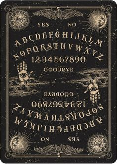 Magic Witch - Séance, Seance, Board, Spiritualist, Mystifying, Oracle, Talking, Occult, Fortune Telling, Halloween, Horror, Ghost, Creepy, Victorian, Era, Spirit, Planchette, Witchboard, Witch, Automatic, Writing, Witchcraft, Craft, Dead, Divining, Elijah Bond, Elijah H. Bond, Nirvana, Magic, Egyptian, Luck, Mysticism, Occultism, Pythagoras, Clairvoyance, ESP, Seers, Psychics, Captain Howdy, Channeling, Fuji, Alphabet, Ouija,