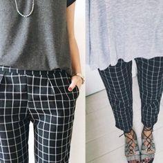 Guise Pants - Papercut Patterns - Marie Claire Idées