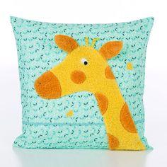 Kit couture appliqué Girafe Jobolino