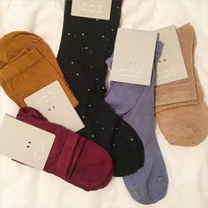 We found the perfect ankle  socks to pair with your slips this winter!
