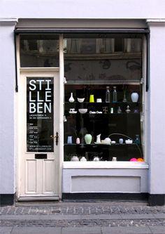 Stilleben, Denmark store exterior