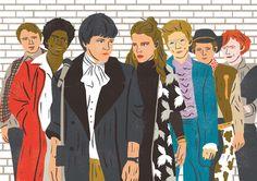 Tribute to Sing Street - Marta Pantaleo Sing Street, Nostalgia, Singing, Films, Movies, Illustration, Portraits, Character, Backgrounds