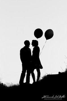 A Couple -  Photo by Emanuele Del Bufalo  www.emanueledelbufalo.com