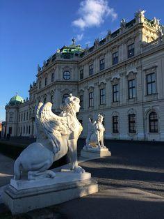 Vienna-Belvedere-Palace-