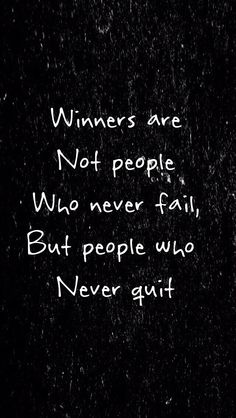 hockey goalie quotes motivational - winners never quit Goalie Quotes, Hockey Quotes, Basketball Quotes, Sport Quotes, Great Quotes, Quotes To Live By, Me Quotes, Motivational Quotes, Inspirational Quotes