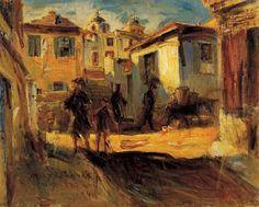 Μπαρκόφ Αλέξανδρος-Δρόμος στην πλάκα,Αθήνα,1940-