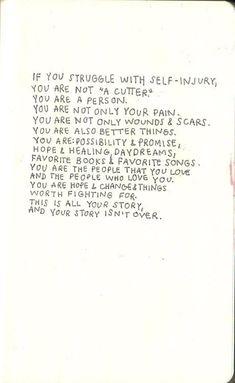 self harm poems - Google Search