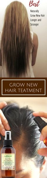 Stop clogging your hair follicles. Open hair roots to regrow hair. Fast fix for weak hair. Reverse hair damage. Regrow new stronger hair. Encourage your hair to grow faster longer and fuller with less breakage in a non-chemical way. Go ahead, your hair is