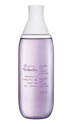 Feminilidade e refrescância. Perfuma e refresca a sua pele. http://rede.natura.net/espaco/angelicahara?