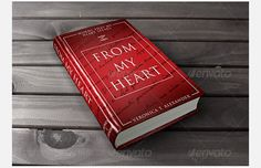 The cover of a book plays an important factor in attracting its readers. A book with compelling content but an unattractive cover design will fail to invoke any interest among… Book Cover Design Template, Psd Templates, Illustration, Free, Words, Mockup, Top, Illustrations, Miniatures