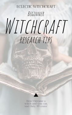 Beginner witch research topics. This is what you need to study to become a witch: how to cast spells, rituals and things you need to start learning how to become a witch. You'll learn about the witchcraft symbols, rituals, herbs, colors and more. It's all easy to understand with definitions and examples. This is an eBook for beginners who want to start learning how to become a witch. It's a lot easier to learn witchcraft at home than you might think. Witchcraft History, Witchcraft Symbols, Witchcraft Herbs, Witchcraft Books, Witchcraft Supplies, Witchcraft Tattoos, Witchcraft For Beginners, Home Learning, Research