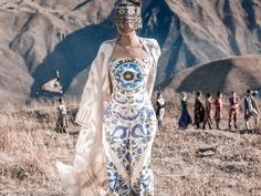 Работа как удовольствие - Современная восточная мода (Афганистан, Индия, Казахстан, Ливан, Узбекистан)