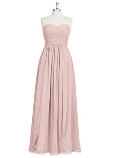 Shop Azazie Bridesmaid Dress - Jasmine in Chiffon. Find the perfect made-to-order bridesmaid dresses for your bridal party in your favorite color, style and fabric at Azazie.