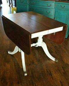 a duncan phyfe drop table. an antique piece of furniture. drop, Esstisch ideennn