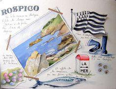 Le stage d'aquarelle sur les carnets de voyage