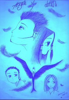 Manga (eigen-Kreation)