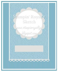 stampin royalty 116
