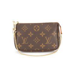 Mini Pochette Accessoires Louis Vuitton & LV – CHICS – Beautiful Handbags & Accessories