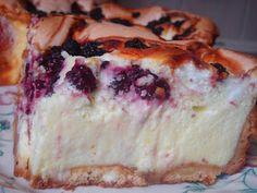 Tradycyjna kuchnia: Sernik bez sera