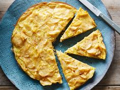 Easy Spanish Tortilla Espanola : This dish is a king among Spanish tapas, but it can be pricey — the potatoes are usually cooked in a vat of olive oil. But we cut down on costs (and prep time) with a genius substitute: potato chips.