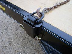 Stake pockets + ratchet strap tie-downs - options? - Page 2 - : and Off-Road Forum Work Trailer, Trailer Plans, Trailer Build, Kayak Trailer, Camping Trailers, Metal Projects, Welding Projects, Diy Welding, Welding Tools