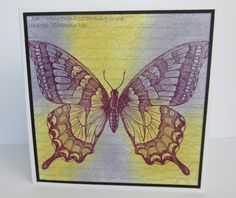 Twinks Stamping | Stampin' Up! Demonstrator: Retiring Swallowtail.....................