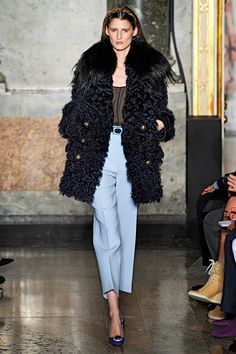 Emilio Pucci Fall 2012 RTW - Review - Collections - Vogue