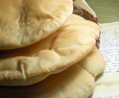 Make Pita bread at home!