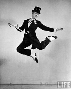 Fred Astaire - Puttin' on the Ritz - 1945.
